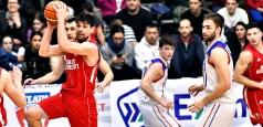 """LNBM: Thriller la Timișoara, Dinamo câștigă """"eternul derby"""""""
