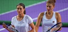 WTA St. Petersburg: Deziluzie la dublu