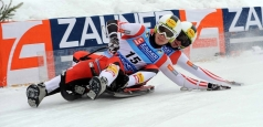Sanie pe pârtie naturală: Austriecii, campioni mondiali la proba de dublu