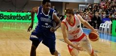 FIBA Europe Cup: CSM Oradea a câștigat prima manșă a optimilor