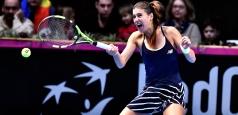 Fed Cup: Punct de onoare la dublu