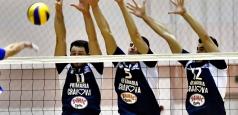 Victorie mare a voleibaliștilor craioveni în Liga Campionilor