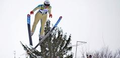 FOTE Erzurum 2017: Echipa României, la un pas de podium la sărituri cu schiurile