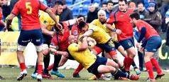 Rugby Europe Championship: România - Spania 13-3