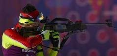 Biatlon: Ștafeta masculină, locul 17 la Campionatele Mondiale