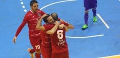 Se știu trei echipe calificate în semifinalele Cupei României