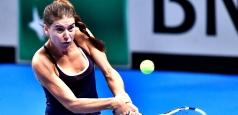 WTA Budapesta: Eliminare prematură pentru Cîrstea