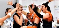 """DA1F: """"Tigroaicele"""" câștigă disputa pentru locul 2"""