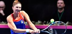 WTA Indian Wells: Begu se oprește în șaisprezecimi
