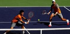 ATP Indian Wells: Tecău și Rojer ies din scenă