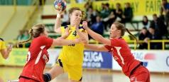 Calificare CE U19: Tricolorele pierd la limită în primul meci