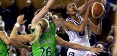 LNBF: Clujencele înving campioana