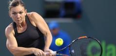 WTA Miami: Halep, cu efort în turul 3, Niculescu iese la dublu