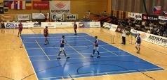 Futnet: Trei echipe românești au participat la turneul de la Vsetin