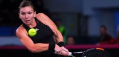 WTA Miami: Prestație solidă a Simonei Halep, cap de linie pentru Țig