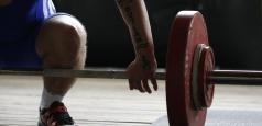 Două competiții majore săptămâna viitoare pentru halterofili
