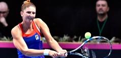 WTA Charleston: Stop în sferturi