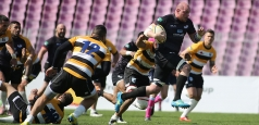 Superliga CEC Bank: Timișoara Saracens - CSM București 45-17
