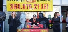 Un bărbat s-a îmbogățit peste noapte cu 80.000 euro
