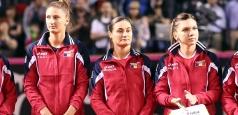 Echipa de Fed Cup a României pentru meciul cu Marea Britanie