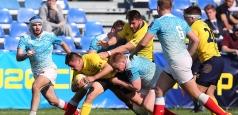 România U18 a cucerit medaliile de bronz la Rugby Europe U18 Trophy