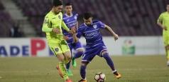 Liga 1: Doar iluzii la Târgu Mureș