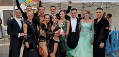 România, la înălțime europeană în dans sportiv