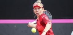 WTA Stuttgart: Halep, în turul 2 și la dublu