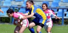 La Iași a avut loc a doua etapă a Campionatului Național de rugby 7 feminin