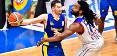LNBM: Egal după primele două meciuri de la Sibiu