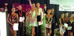 Rezultate și aprecieri internaționale pentru Bacău Dance Open 2017
