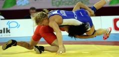 Kriszta Incze a ratat medalia de bronz la Novi Sad