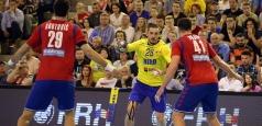 România pierde în ultima secundă meciul cu Serbia