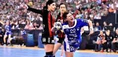 """EHF Champions League: """"Tigroaicele"""" au fost dresate de Vardar"""