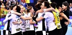 """EHF Champions League: Și """"tigroaicele"""" plâng. De bucurie!"""