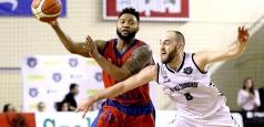 LNBM: Steaua – pas către finală, campioana supraviețuiește