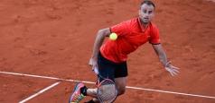 ATP Madrid: Copil, sfârșit de aventură