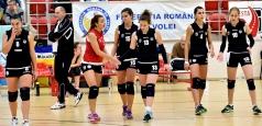 Timișoara și Clujul au obținut promovarea în Divizia A1 feminin