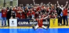 Cupa României: Dinamo București câștigă ediția 2016-2017