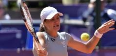 WTA Roma: Niculescu iese la simplu, dar joacă și la dublu
