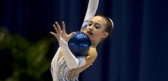 GImnastică ritmică: Două românce la Europenele de la Budapesta