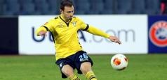 Ștefan Radu a jucat în finala Cupei Italiei
