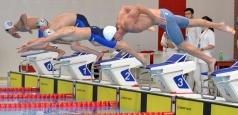Loturile naționale pentru Campionatele Internaționale de înot ale României