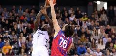 LNBM: Clujenii înving la limită în primul meci al finalei