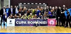 Cupa României: CSM București face din nou eventul