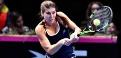 WTA Nürnberg: Cîrstea ratează 6 mingi de meci în setul 2, dar învinge în decisiv