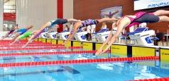 Participare record la Campionatele Internaționale de înot ale României