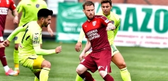 Liga 1: ASA Tg. Mureș - FC Voluntari 0-2