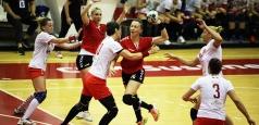 LNHF: Echipele din Liga Națională câștigă primele lor meciuri din baraj