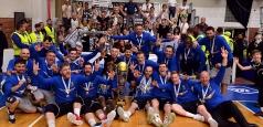 LNBM: U-Banca Transilvania Cluj câștigă titlul de campioană